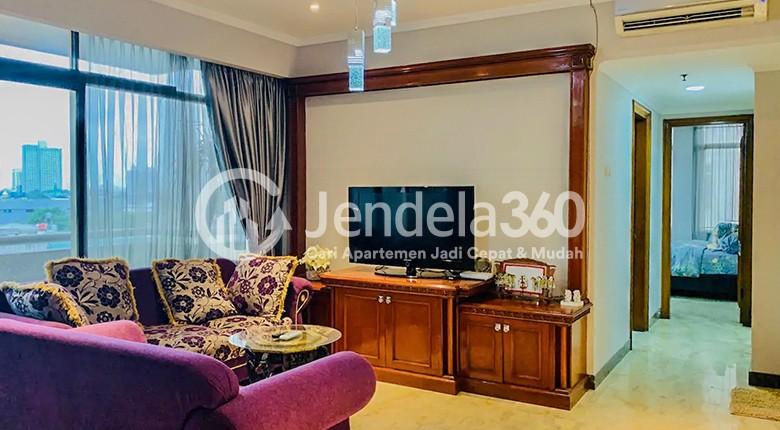 Living Room Slipi Apartment