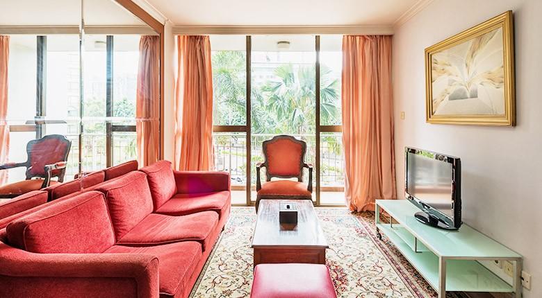aston rasuna apartment for rent