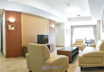 Ambassador 1 Apartment 3BR Fully Furnished