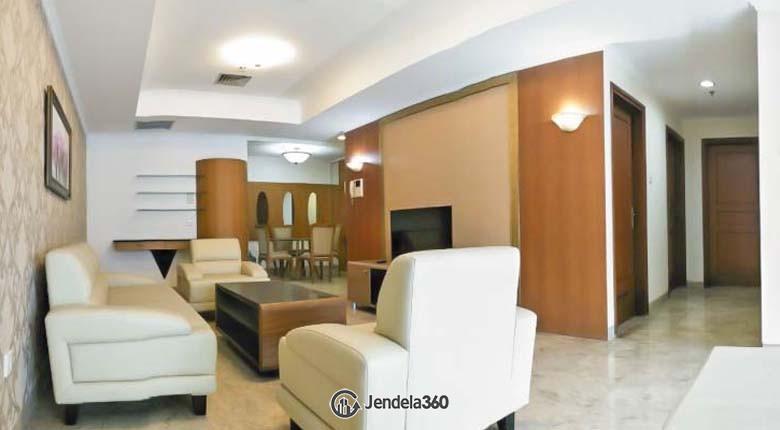 livingroom Apartemen Ambassador 1 Apartment