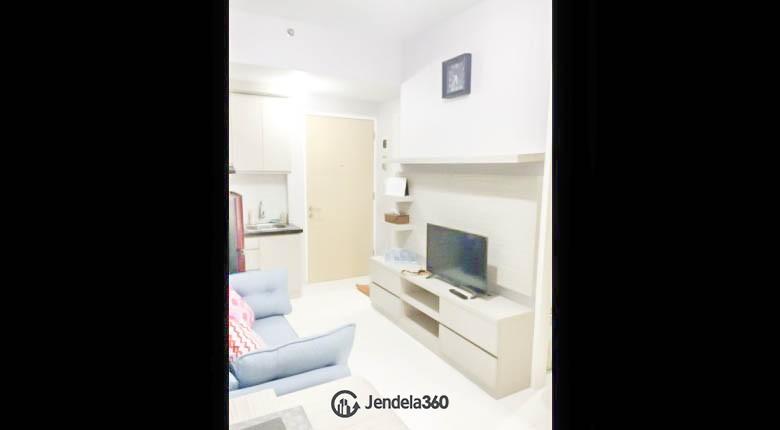 livingroom Kota Ayodhya Apartment Apartment