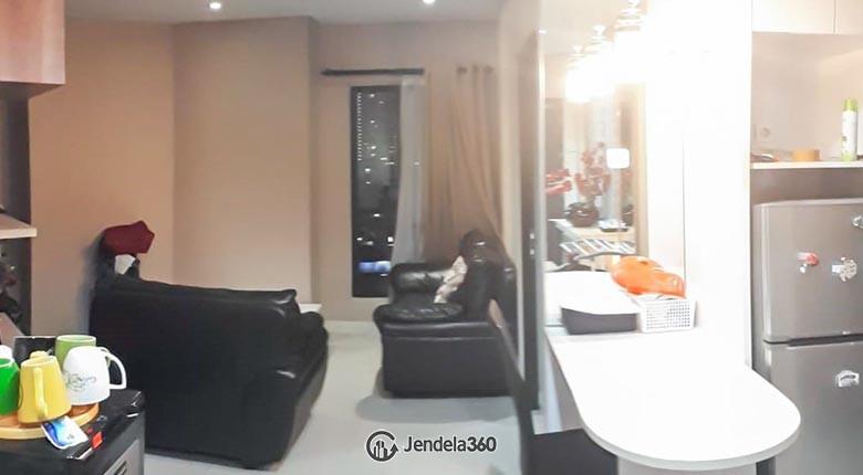 livingroom Apartemen Taman Sari Semanggi Apartment