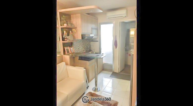 livingroom Apartemen Kalibata City Apartment