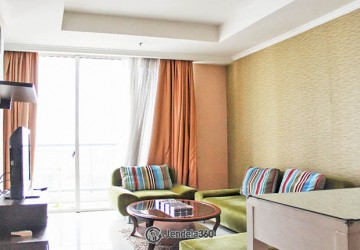 Ancol Mansion Apartment 1BR View Pool