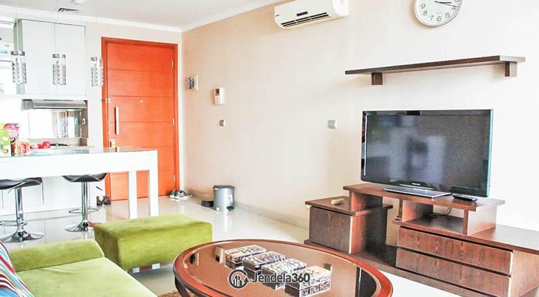 livingroom Ancol Mansion Apartment Apartment