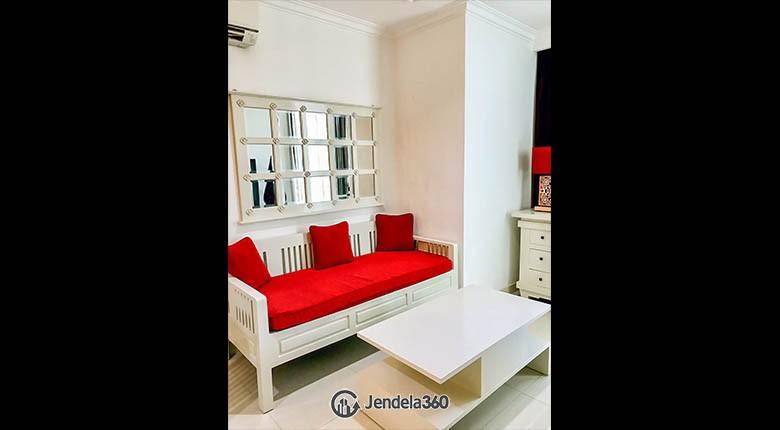 livingroom Kuningan City (Denpasar Residence)