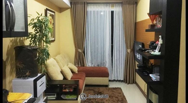 livingroom Apartemen Marbella Kemang Residence Apartment