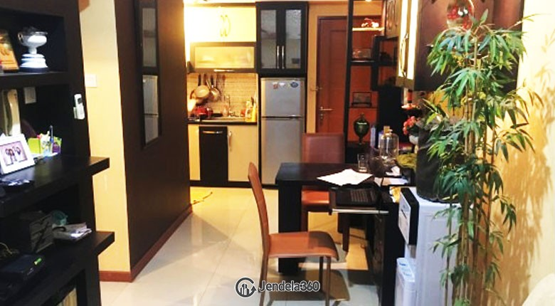 livingroom Marbella Kemang Residence Apartment Apartment
