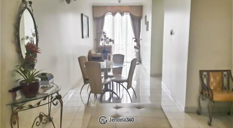 livingroom Apartemen Ambassador 2 Apartment