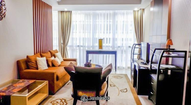 livingroom Kemang Village Apartment Apartment