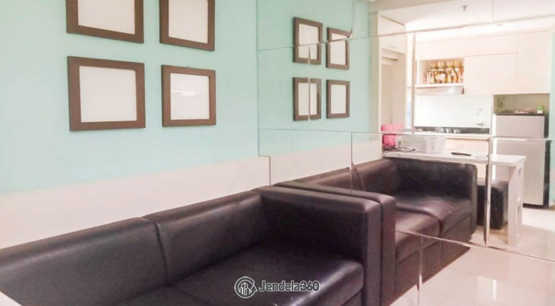 livingroom Menteng Square Apartment Apartment