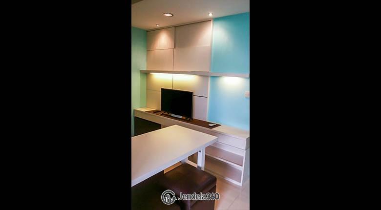 livingroom Menteng Square Apartment
