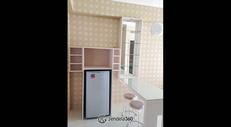 livingroom Apartemen Silkwood Residence