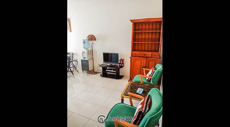 livingroom Sudirman Park Apartment