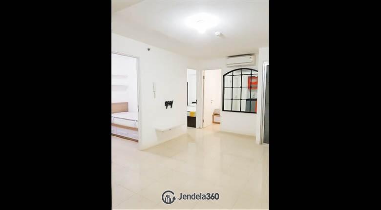 livingroom Apartemen Bassura City Apartment