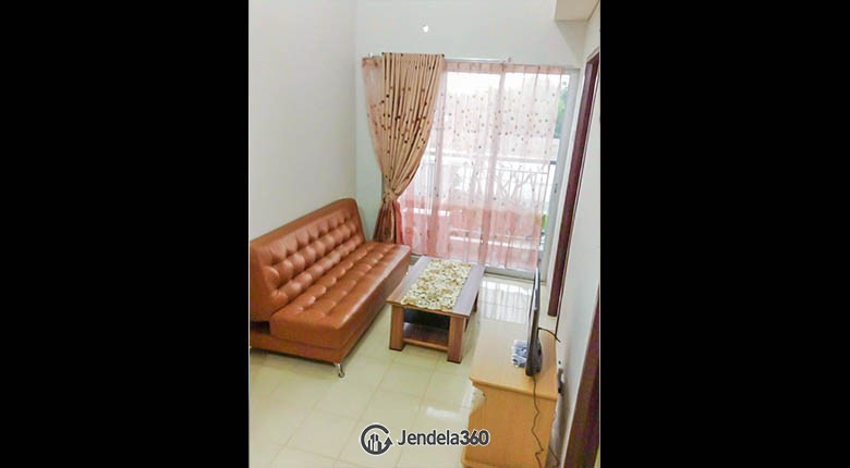 livingroom Serpong Green View Apartment