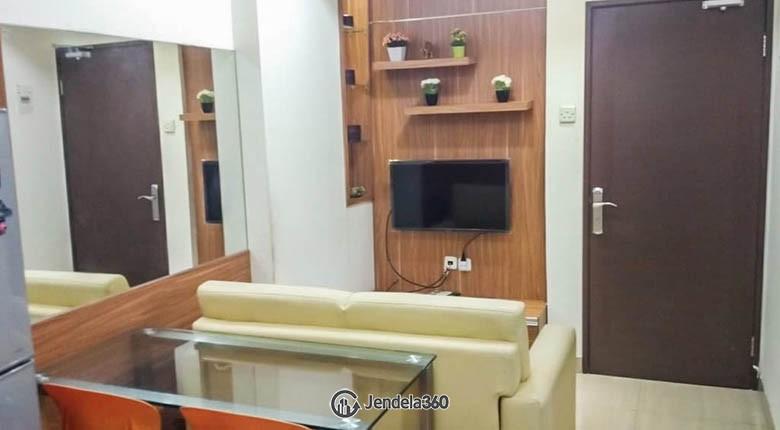 livingroom Puri Park View Apartment