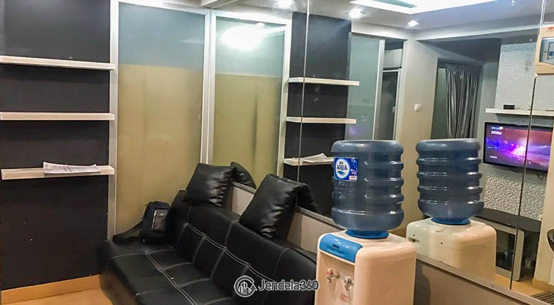 livingroom Pancoran Riverside Apartment