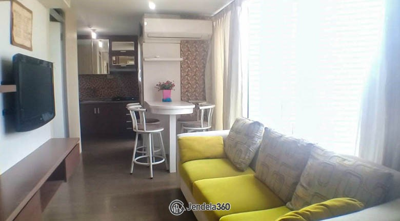 livingroom Menteng Square Apartment