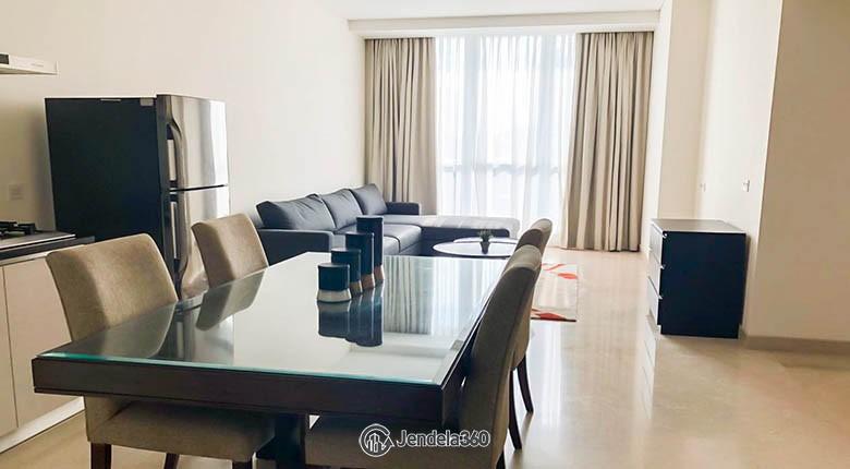 livingroom Apartemen Four Winds