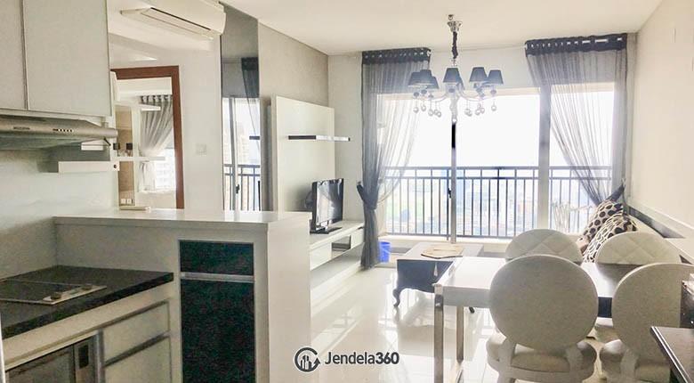 livingroom Thamrin Executive Residence Apartment