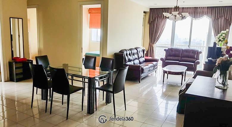 livingroom Ambassador 2 Apartment