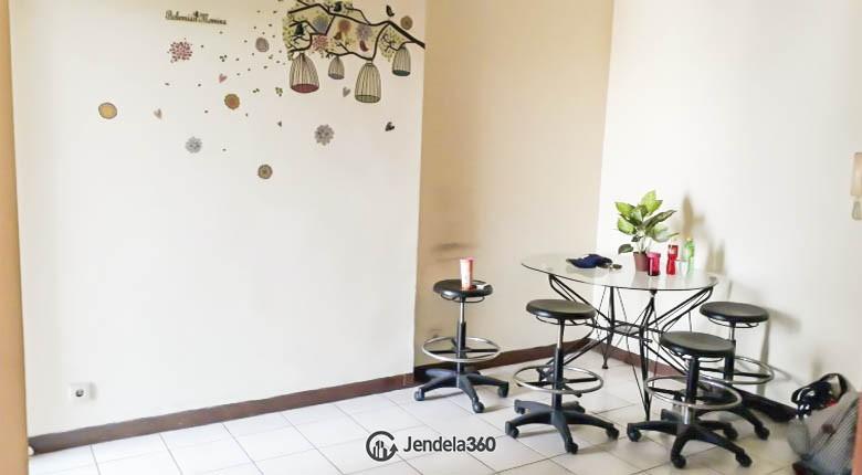 livingroom Gading Mediterania Residence Apartment