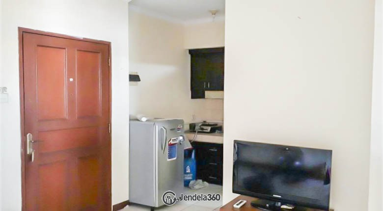 livingroom Apartemen Gading Mediterania Residence