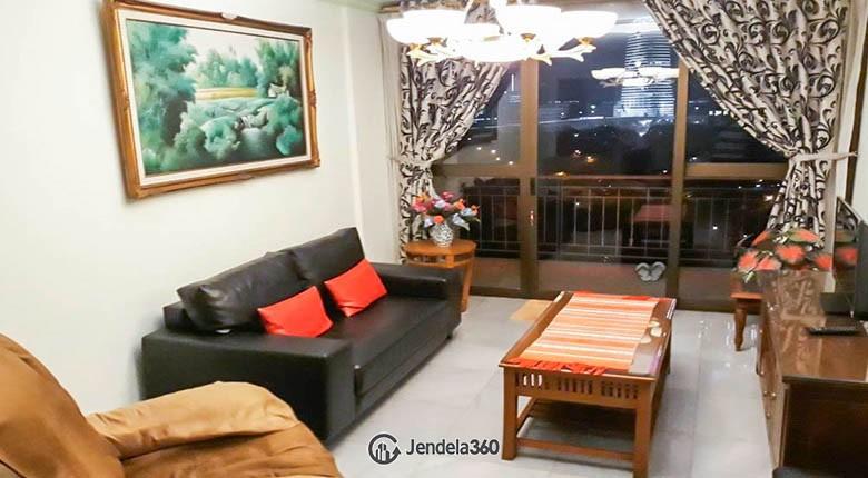 livingroom Taman Rasuna Apartment Apartment