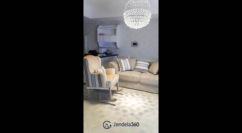 livingroom The Mansion Kemayoran Jasmine