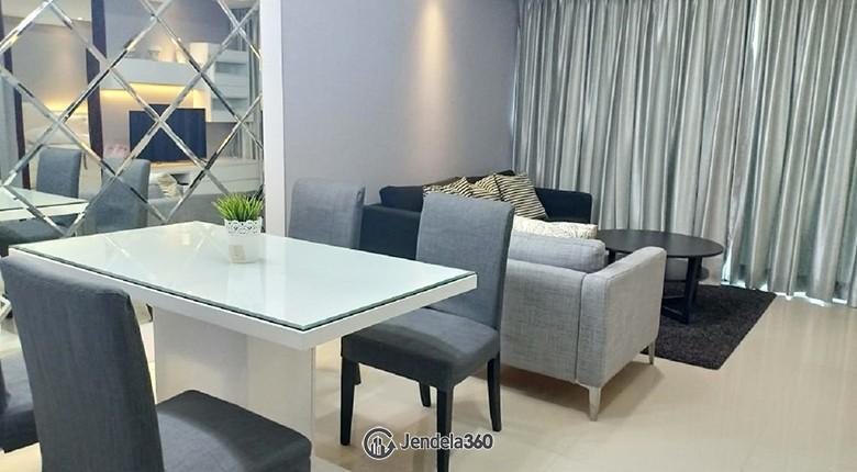 livingroom Apartemen Kemang Village Apartment