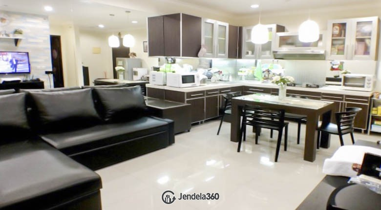 livingroom Paladian Park Apartment