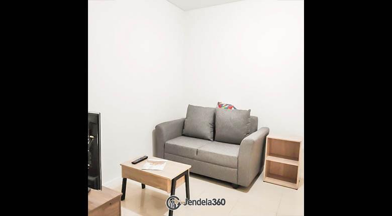 livingroom Apartemen Parahyangan Residence