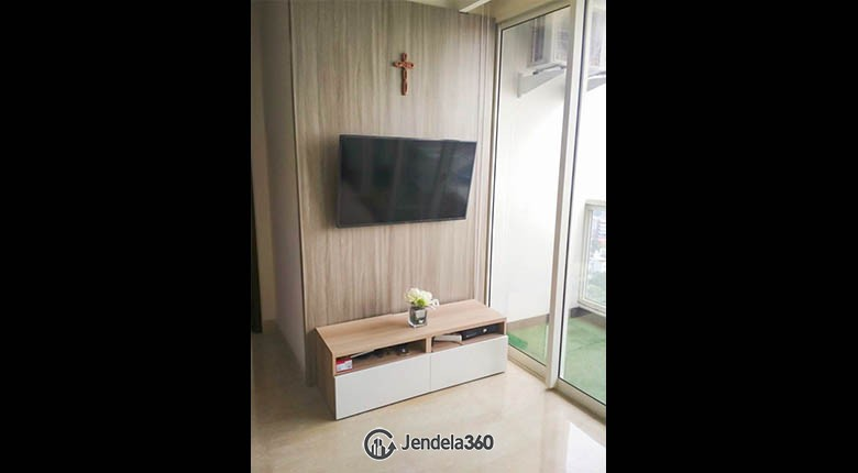 livingroom Apartemen Menteng Park