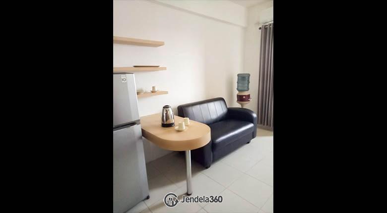 livingroom Apartemen Puncak Kertajaya Apartment