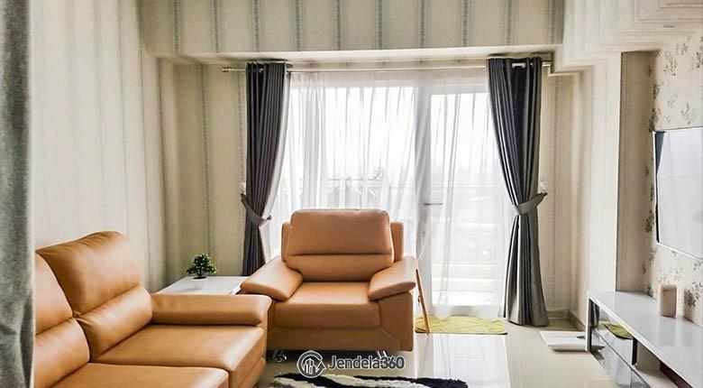 livingroom Tamansari Mahogany Apartment