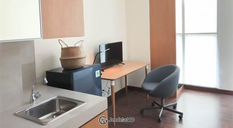 livingroom Puri Orchard Apartment