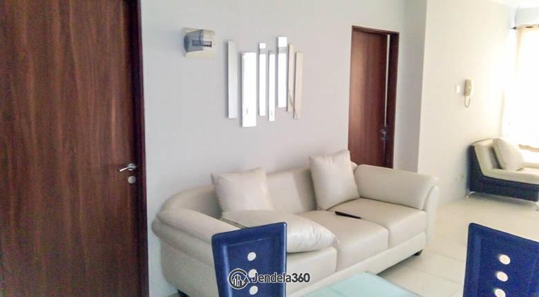 livingroom Apartemen Casablanca Mansion