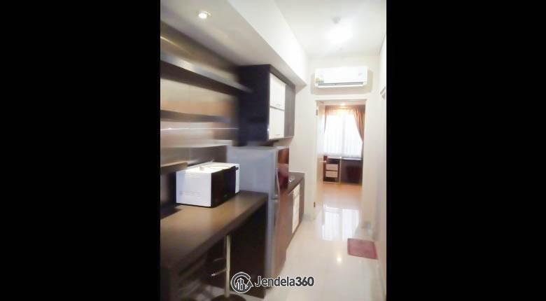 livingroom Apartemen Cosmo Terrace - Thamrin City