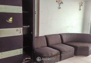 Graha Cempaka Apartment 2BR Semi Furnished