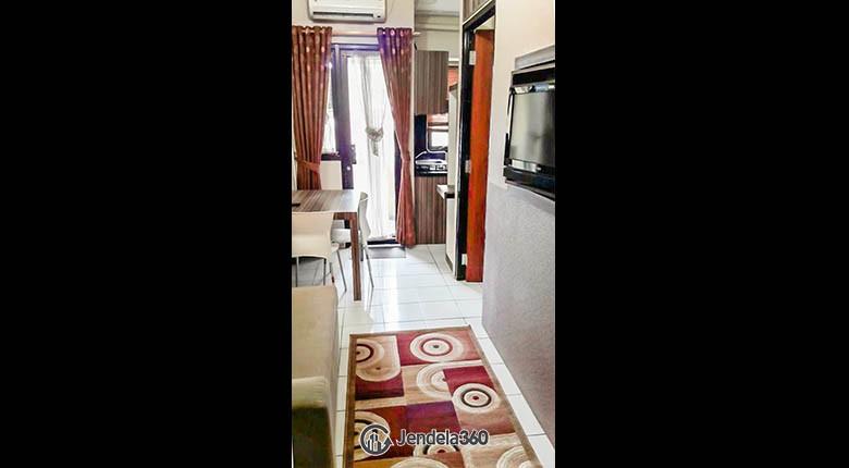 livingroom Kebagusan City Apartment