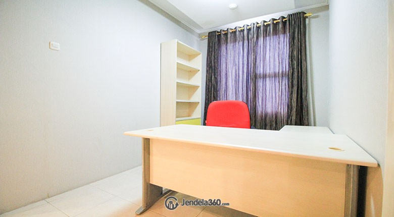 Office Room Apartemen Casablanca Mansion