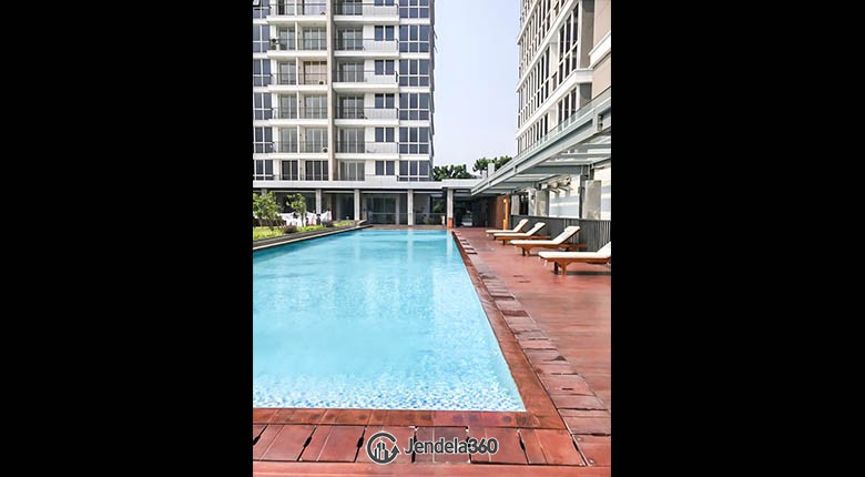 pool Apartemen Lexington Residences