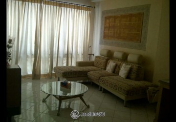 Taman Anggrek Condominium Apartment 3BR Fully Furnished