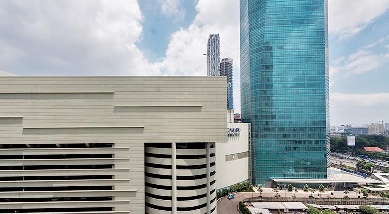 taman anggrek condominium apartment for rent