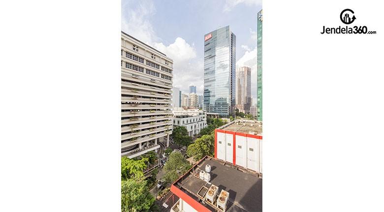 sewa sudirman tower condominium (aryaduta suites semanggi)
