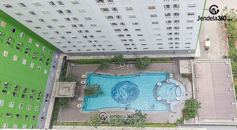 green pramuka city apartment for rent