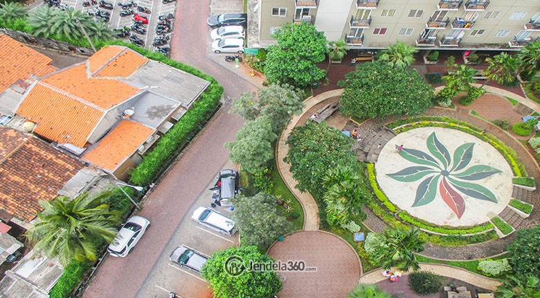 apartemen puri park view