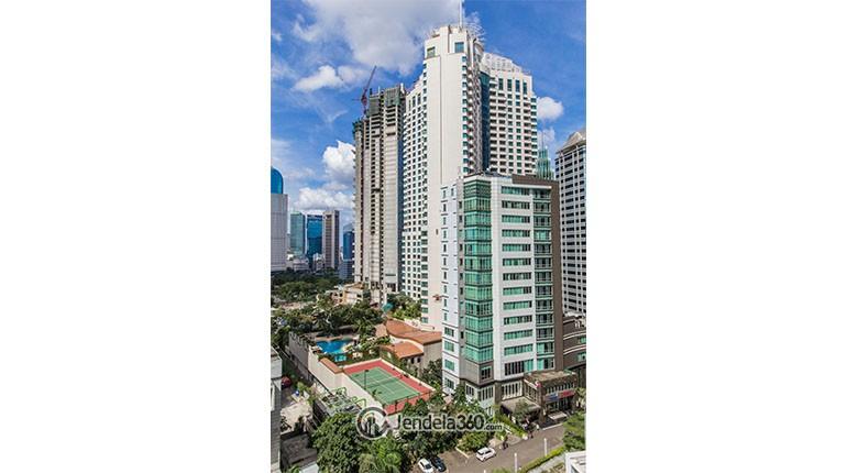 istana sahid apartment for rent