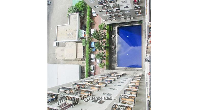 sewa apartemen sunter park view
